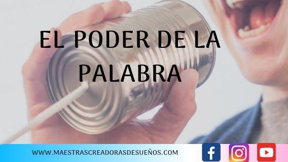 9. EL PODER DE LA PALABRA